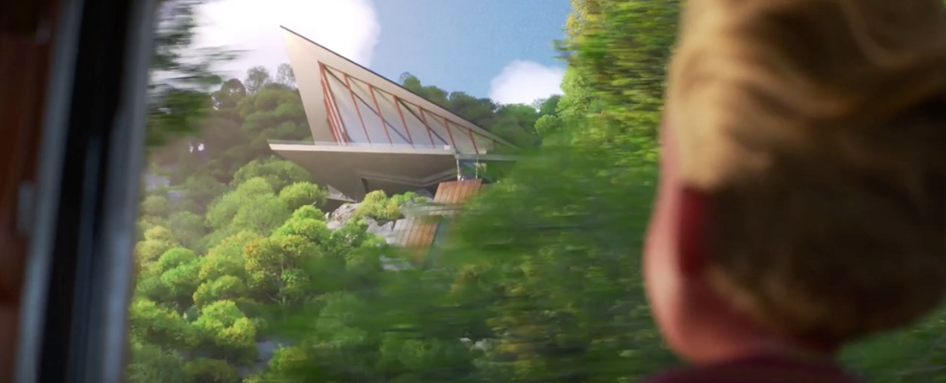 Mid Century Modernism And The Promise Of Prosperity In The Incredibles Films Reel Honey