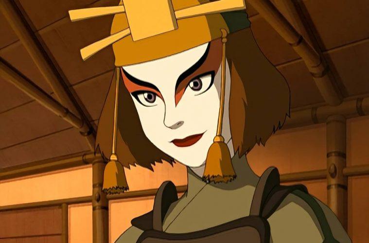 """I Am a Warrior… But I'm a Girl, Too"""": Suki and the Kyoshi Warriors"""